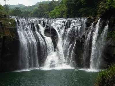 shifen Kosk, juga, Taiwan, Falls, pinghsi