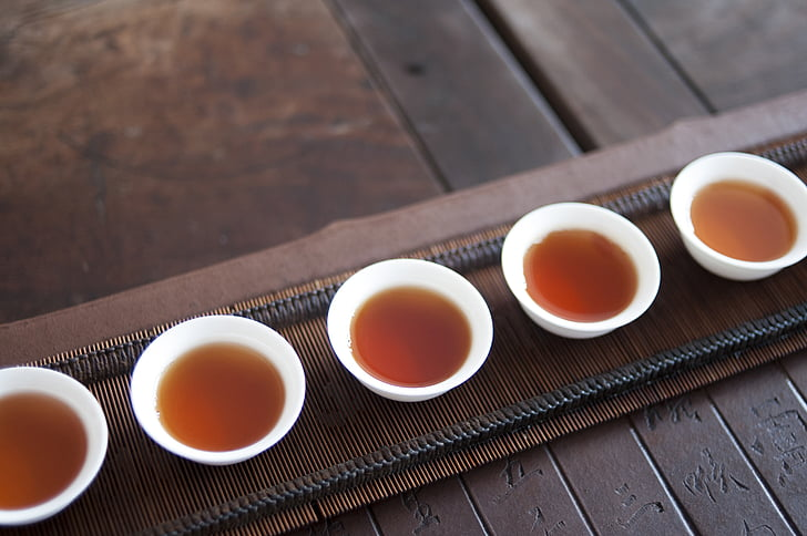 da hong pao, kinesisk te, traditionelle