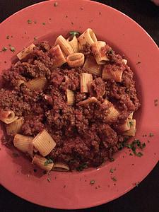 pastes, italià, bolonyesa, carn, aliments, cuina, àpat