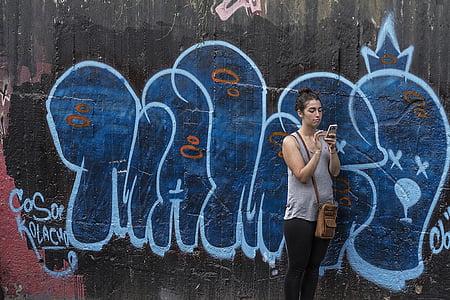 latar belakang, grafiti, grunge, seni jalanan, grafiti dinding, grafiti, artistik