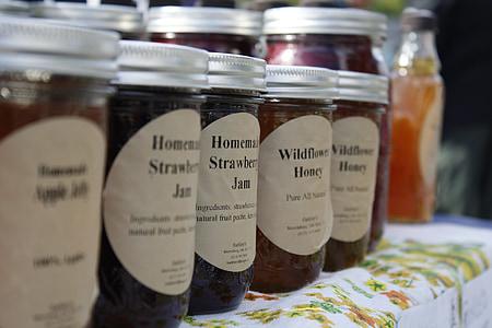 moos, tarretis, taluturu, Omatehtud, jar, marmelaadi, säilitada
