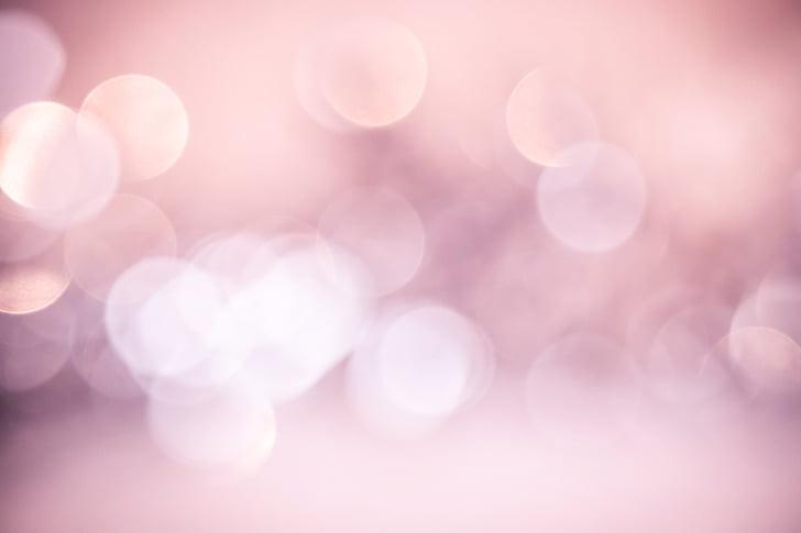 bokeh, pink, light, lights, colors, purple, white