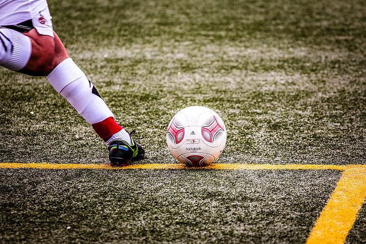 football, ball, sport, footballers, adidas, ball sports, football match