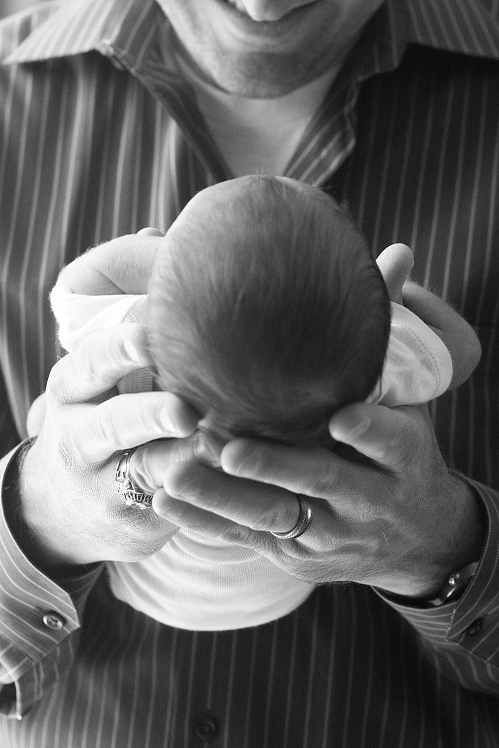 nadó, pare, educació infantil