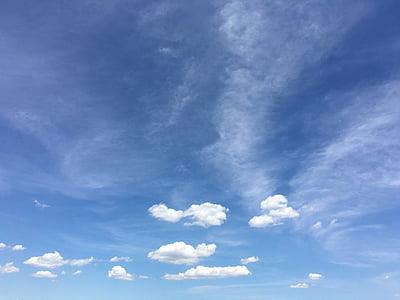 maisema, pilvi, taivas, pilvet, Poista