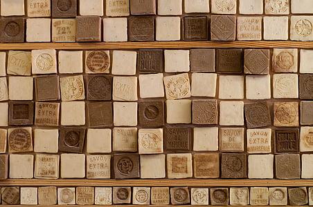 sabó, Marsella, França, patró, fons
