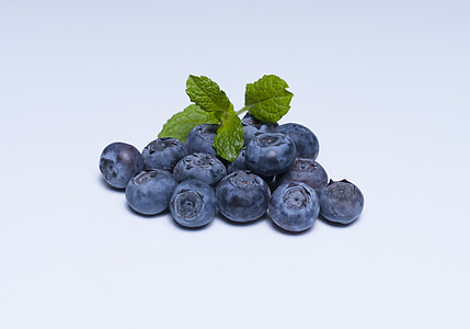 Blueberry, bosbessen, fruit, voedsel, Berry, bessen, superfood