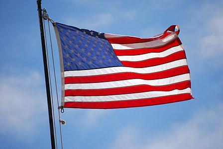Hoa Kỳ, lá cờ, chúng tôi đánh dấu, cờ Mỹ, Hoa Kỳ, Mỹ, người Mỹ