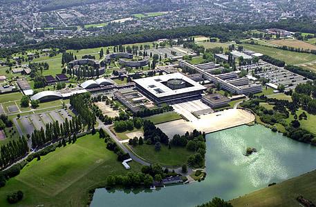 palaiseau, france, city, cities, urban, lake, pond