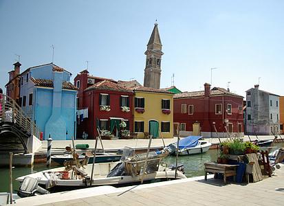 อิตาลี, กิโลเมตร, บ้านที่มีสีสัน, ช่อง, เบลทาวเวอร์