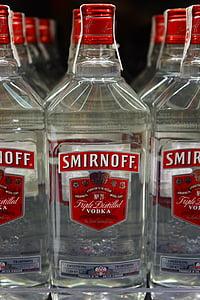 vodka, smirnoff, spirit, diageo, drink, alcohol, bottles