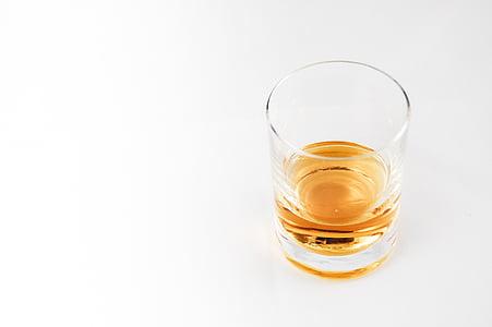 clar, tir, vidre, licor, beguda, l'alcohol, Copa