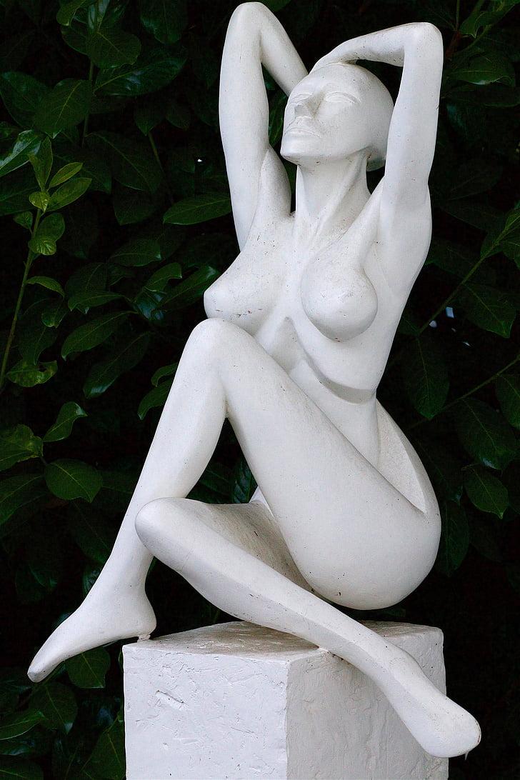 figure, body, woman, erotic, sexy, statue