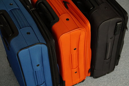 luggage, go away, packaging, holiday, travel, colorful, series