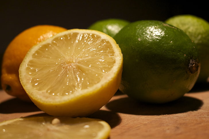 llimona, calç, mandarí, taronja, cítrics, nit, Junta