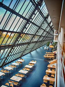 Gelsenkirchen, Parc Científic, tecnologia, vidre, arquitectura