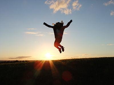 vinne, motivasjon, lykkes, mann, Dom, seier, unge