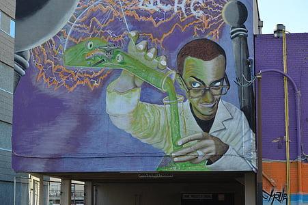 graffiti, sztuka ulicy, farby w sprayu, Urban, Artystyczny, kreatywność, sztuki graffiti