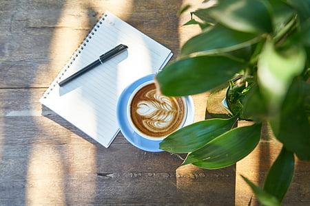 cafè, cafè amb llet, marró, fotos, fotografia, fons, tassa de cafè