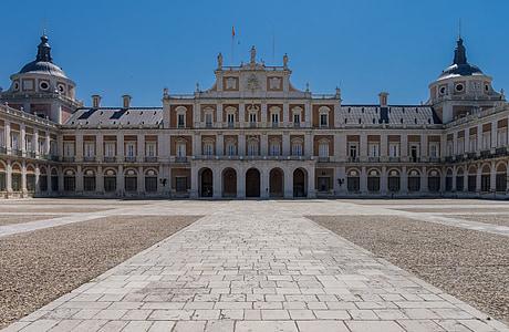 Palau, Espanya, rei, Madrid, arquitectura, Turisme, Monument