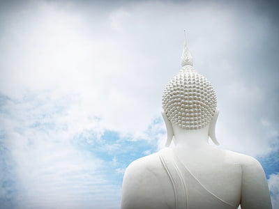 Buddha, Indie, mysl, modlitba, koncepce, buddhistický, Buddhismus