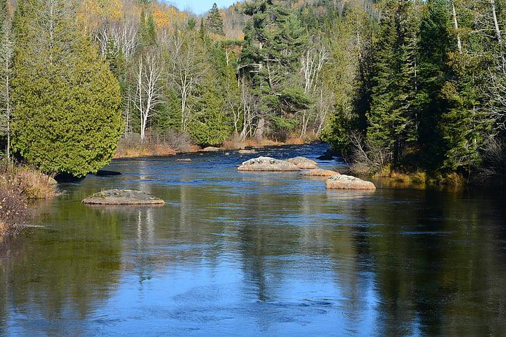 jezero, klid, pohoda, Serenity, Příroda, krajina, voda