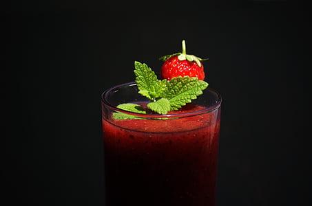 sinh tố, trái cây, nước giải khát, thức uống, sức khỏe, cocktail, nước trái cây