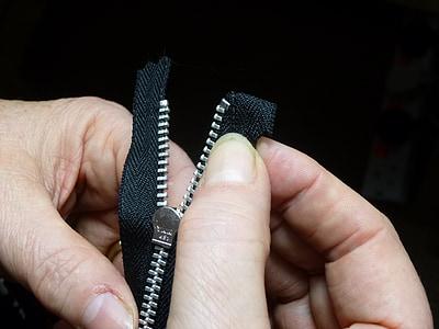 邮编, 衣, 缝纫, 缝, 裁缝, 纺织, 拉链