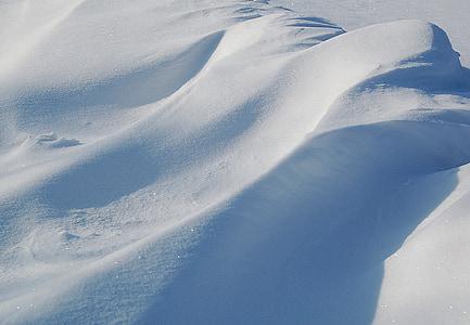 vinter, baggrunden, sne, hvid baggrund, Frost, natur, baggrund