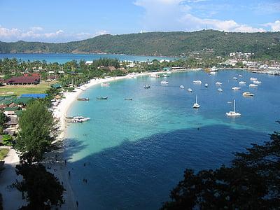 Tailàndia, platja, vacances