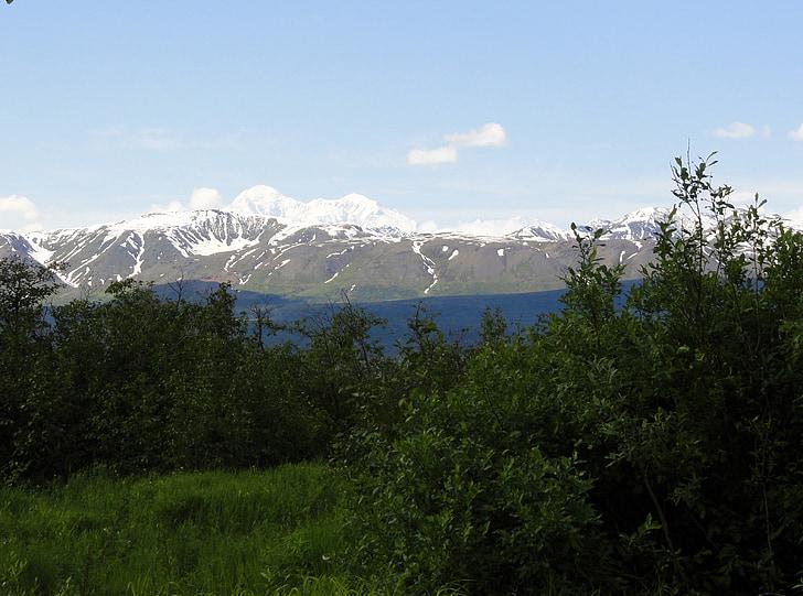 Mont mckinley, Alaska, Denali