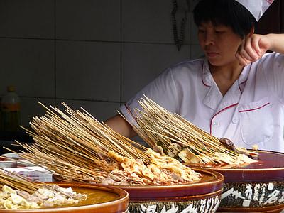 Xina, menjar, culinari, aliments