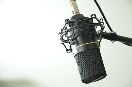 аудіо, конденсаторний мікрофон, музика, запис звуку, Технологія, Електронна промисловість, спілкування