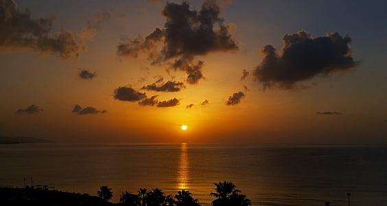 Alba, Fuerteventura, Atlàntic, morgenstimmung, vacances, sortida del sol sobre el mar, Costa