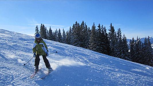 ski, winter, snow, skiing, backcountry skiiing, mountains, alpine