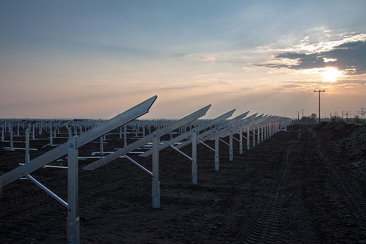 camp solar, solar fotovoltaica, actual, energia, l'energia solar