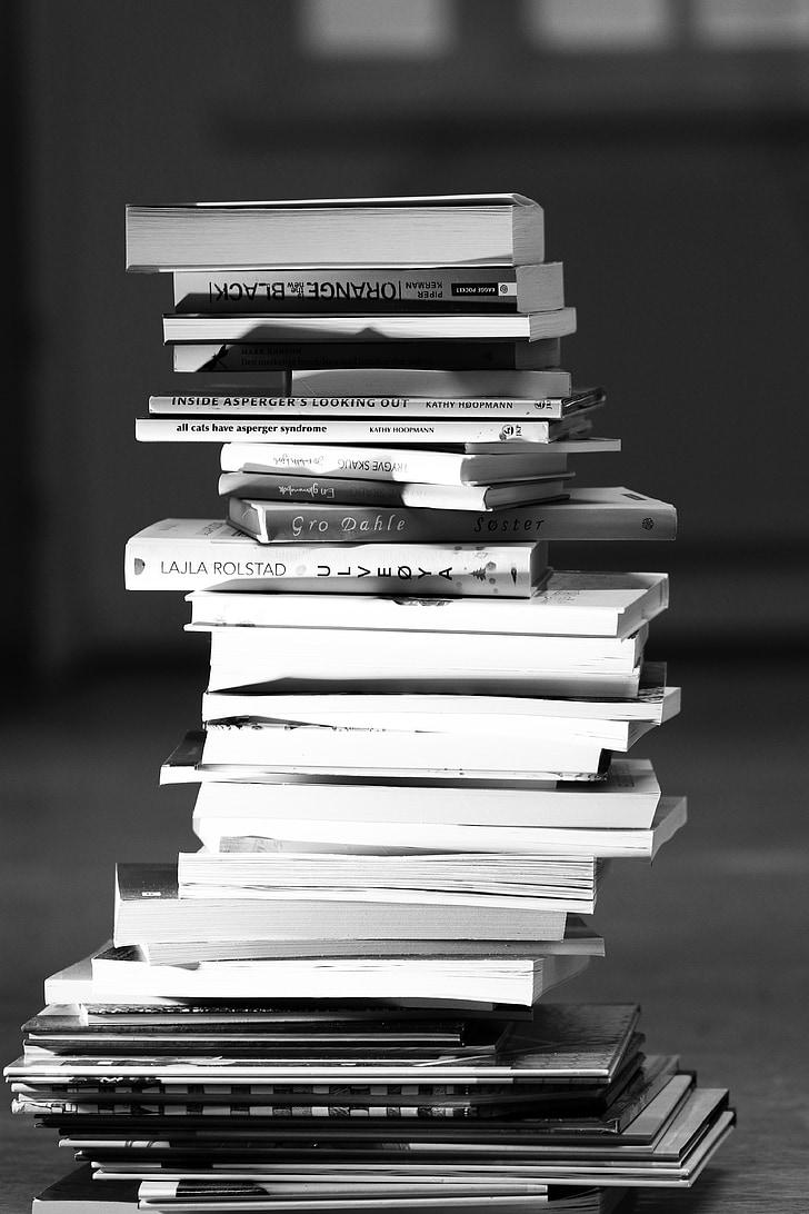 boeken, lezing, literatuur, kennis