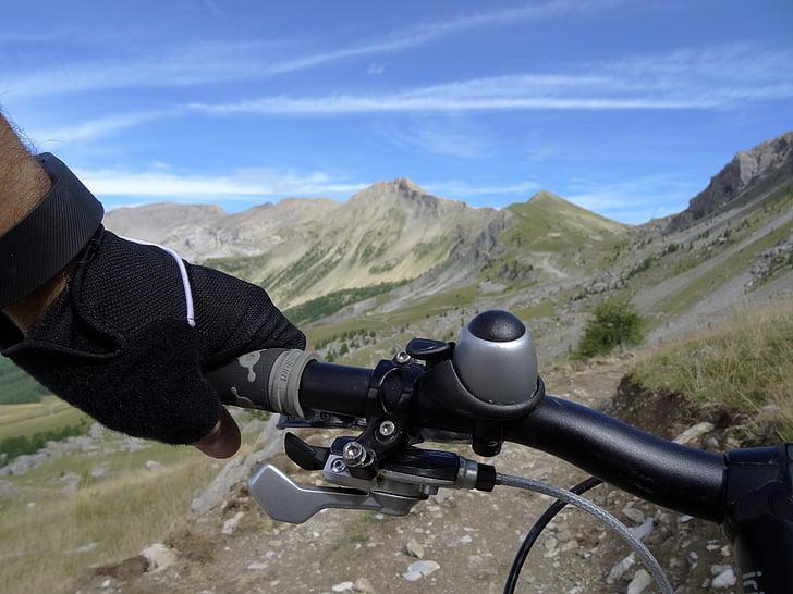 горный велосипед, горный велосипед, Гора, горный велосипед горный, Спорт, Альпы