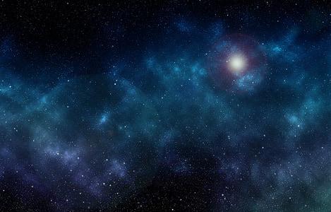 Visums, fona attēls, telpa, Galaxy, Cosmo, Astronomija, zvaigzne - telpa
