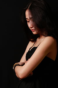 beauty, portrait, character, model, fashion, women, females