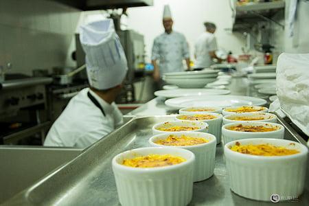 aliments, Restaurant, xef, fam, saborosa, deliciós, cuinar