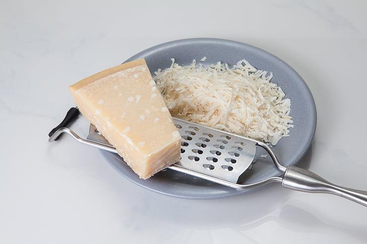 parmesà, formatge, ratllador, ratllador de formatge, formatge parmesà, raspa formatge, aliments