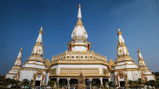 arquitectura, budisme, Tailàndia