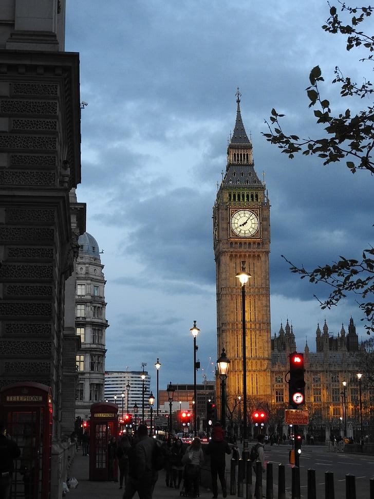 kello, Big ben, Mielenkiintoiset kohteet:, Kellotorni, Englanti, Kellotorni, Matkailu