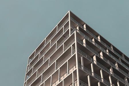 arquitectura, edifici, infraestructura, cel, Torre, estructura de construcció, indústria de la construcció