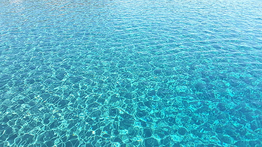 sea, crete, blue, swimming pool, backgrounds, full frame, water