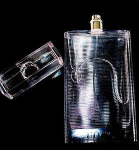 Parfüm, Duft, Flasche, Sprüher, Deckel, Kosmetik, Männlich