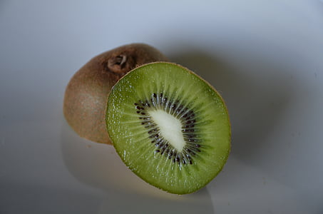 Kiwi, buah, segar, sehat, organik