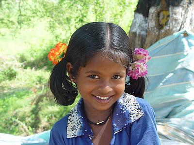 Ινδία, Κορίτσι, τα παιδιά, το παιδί