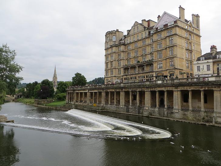 Kylpyamme, Kylpyamme park, Bathin, City
